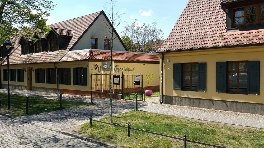 Weberhaus Babelsberg