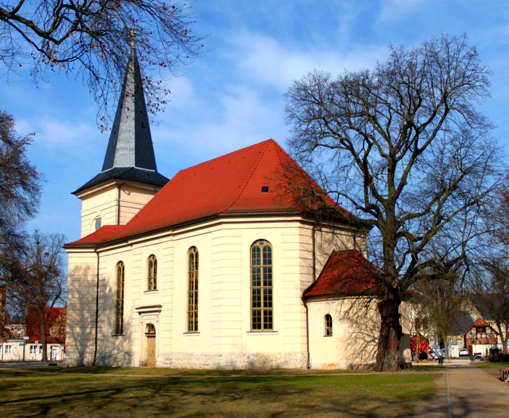 Weberplatz Potsdam Babelsberg