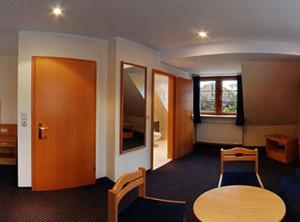 Hotel Potsdam Doppelzimmer
