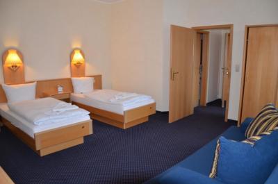 doppelzimmer FRITZ Aparthotel Potsdam 3